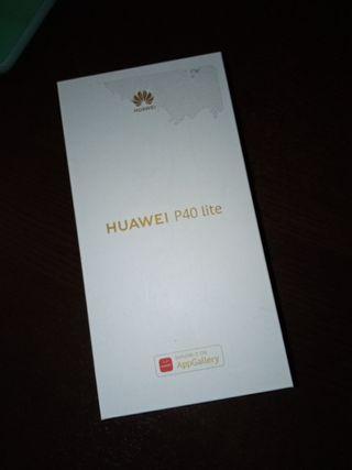 Se vende Huawei p40 lite