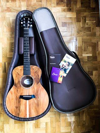 Guitarra Taylor GS Mini-e-Koa para zurdo