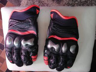 guantes dainese x-strike L