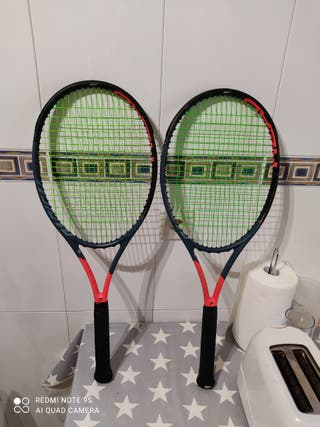 raquetas head radical mp