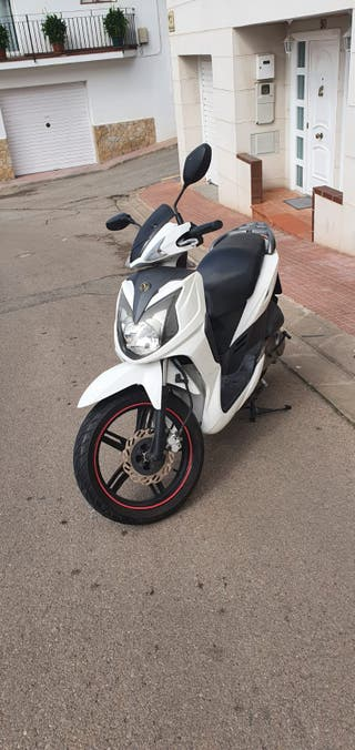 Moto sym 125cc