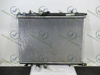 63502A RADIADOR DE AGUA CITROEN C4 1400 GAS