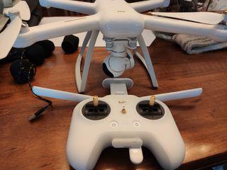 mi drone 4k + Caden