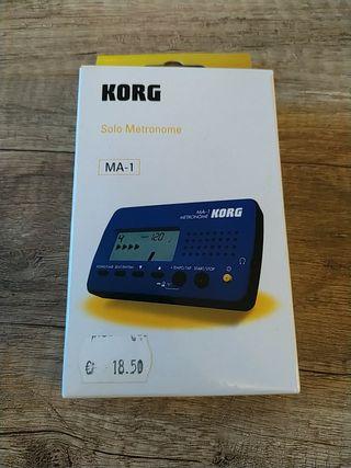 Metronomo Korg musica