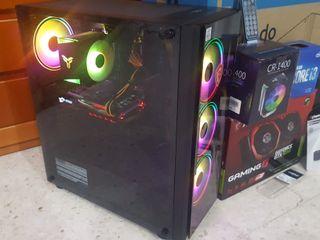 ORDENADOR NUEVO GAMER 16GB/M.2 500gb/GTX1050 2GB
