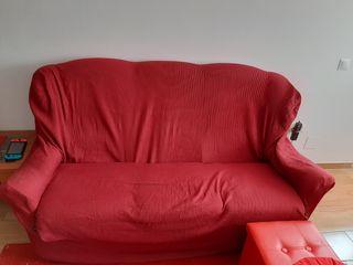 funda de sofá de 3 plazas