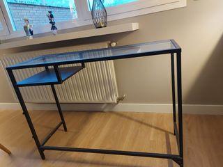 Mesa recibidor/escritorio IKEA