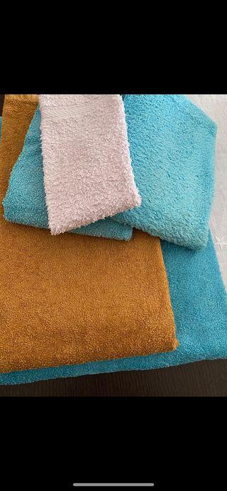 toallas color