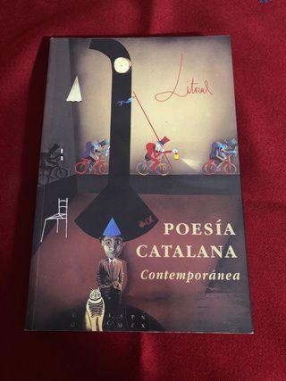 Poesía catalana contemporánea.