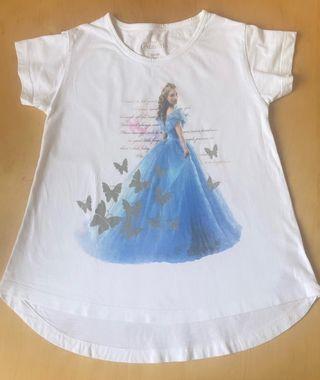 Camiseta Cindirella Disney