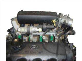 XVCRV6109 Motor G4ea Hyundai Getz 05 Gsi 1.4
