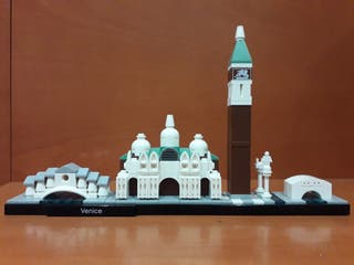 lego Architecture 21026. Venecia.