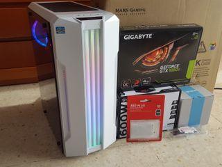 ORDENADOR GAMER I5 4430 8GB/SSD480/GTX1050 2GB