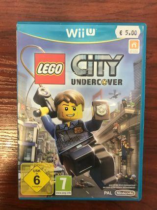Lego City Undercover / Nintendo Wii U