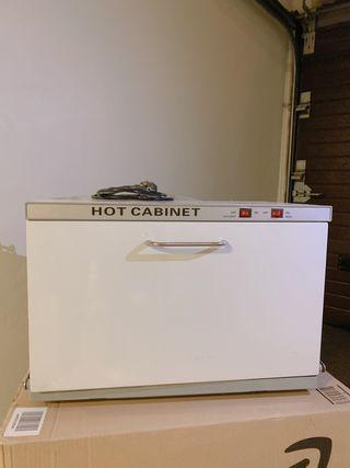 Horno calentador de toallas. Hot Cabinet