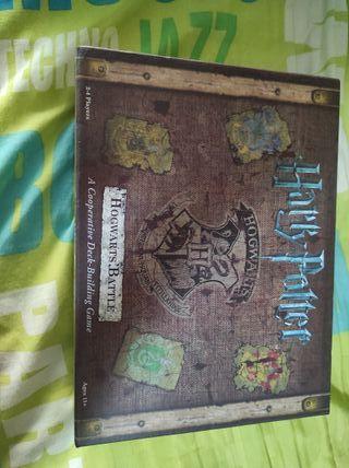 Harry Potter Howgarts Battle + Expansión - Juego