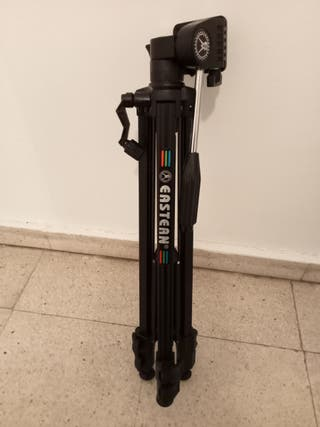 Trípode para fotografía o telescopio, como nuevo.