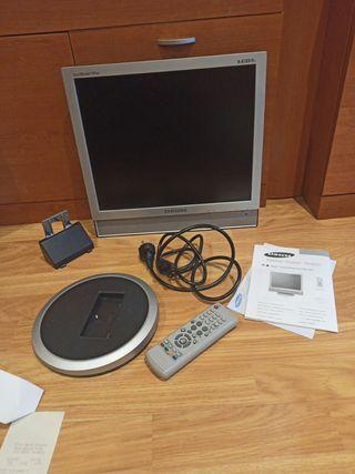 TV LCD monitor Samsung 17