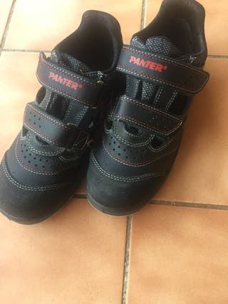 Zapatos de seguridad Panter