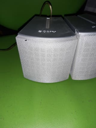 altavoces de home cinema sony