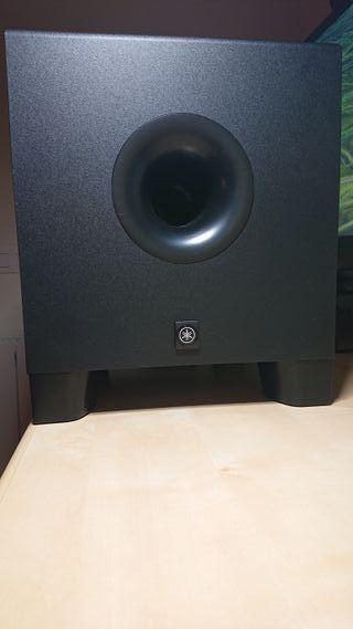 Subwoofer estudio Yamaha HS-8S