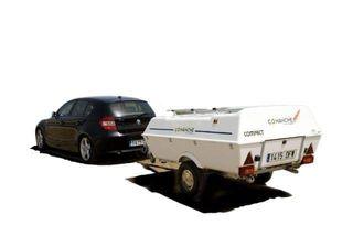 Carro tienda Comanche Compact con 3 meses de uso