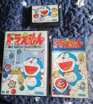 Mega Drive Doraemon Completo JAP