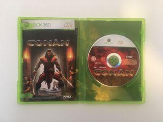 Conan Xbox 360 (Versión en Inglés)