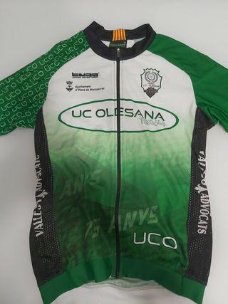 Equitación ciclismo UCO Maillot, culotte y medias