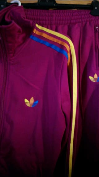 chandal completo adidas mujer