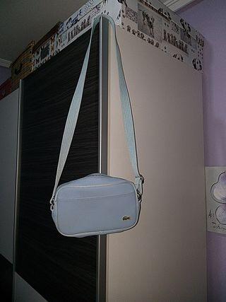 bolso bandolera azul claro