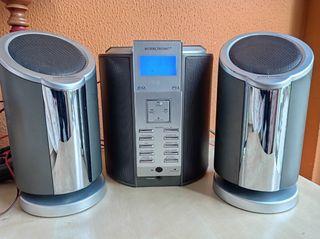Minicadena Radio,CD MP3