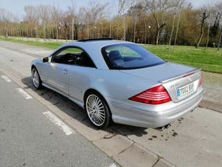 Mercedes-Benz CL 500 PACK AMG IMPECABLE