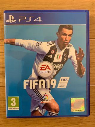 FIFA 16 + FIFA 17 + FIFA 18 + FIFA 19 - PS4