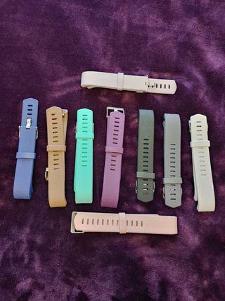 Correas de reloj Fitbit charge 2