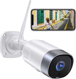 1080P Cámara Seguridad WiFi