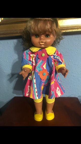 Muñeca Pitusa de famosa