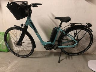 Bicicleta electrica Orbea optima