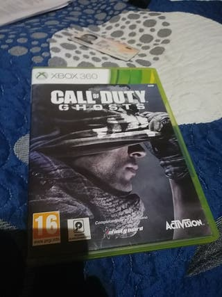 COD: Ghosts Xbox 360