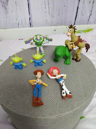 Toy Story, Peter Pan, Aurora, Rabbity Blancanieves