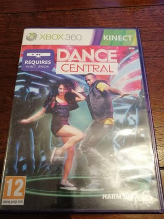 Dance central y kinect adventures xbox 360