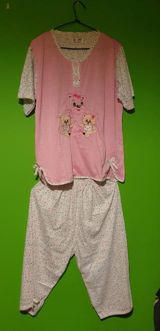 Pijama verano mujer. Talla M