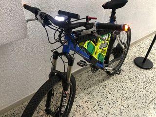 Bicicleta Electrica Ebike - 3500W - Orbea