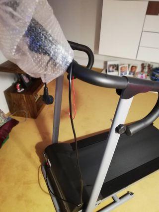 cinta electrica de andar y correr