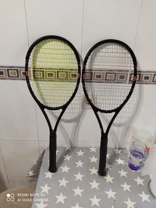 raquetas Wilson fst burn 95