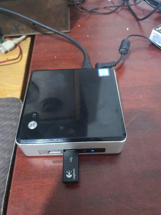 mini pc nuc intel core i5 16gb ram ddr4 256gb ssd