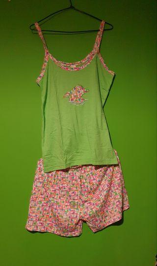 Pijama verano chica. Talla XL