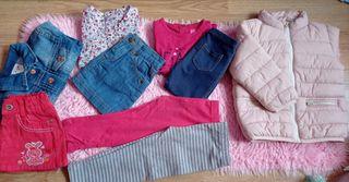 lote ropa niña 2 años de Zara