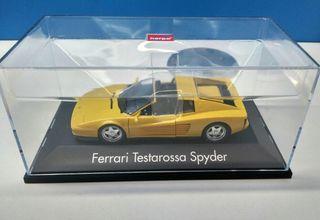 Ferrari Testarossa Spyder Herpa 1:43