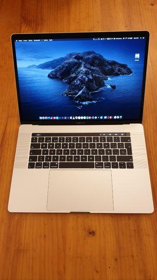"""Macbook pro 15,4"""" i9, 16gb, 500ssd"""